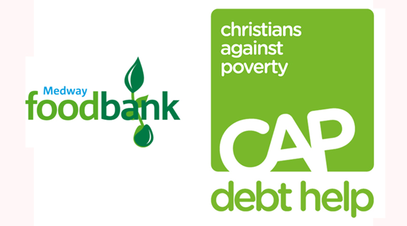Foodbank And Christians Against Poverty Prayer Praise